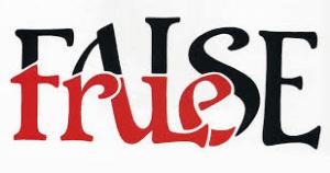 True or False Transformations