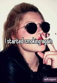 Started Again