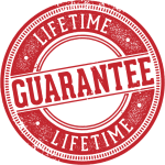 vintage-red-and-white-lifetime-guarantee-seal